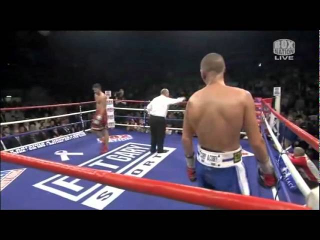 Nathan Cleverly vs Tony Bellew Part 5