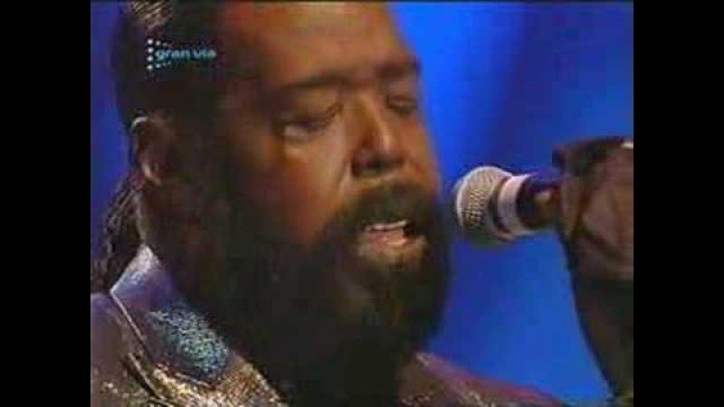 Pavarotti Barry White - My first, my last, my everything