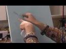Курсы живописи, уроки рисования для взрослых в Москве, художник Сахаров