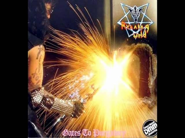 Running Wild - Gates To Purgatory (1984 FULL ALBUM)