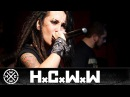 JINJER - WHO IS GONNA BE THE ONE - HARDCORE WORLDWIDE (OFFICIAL HD VERSION HCWW)