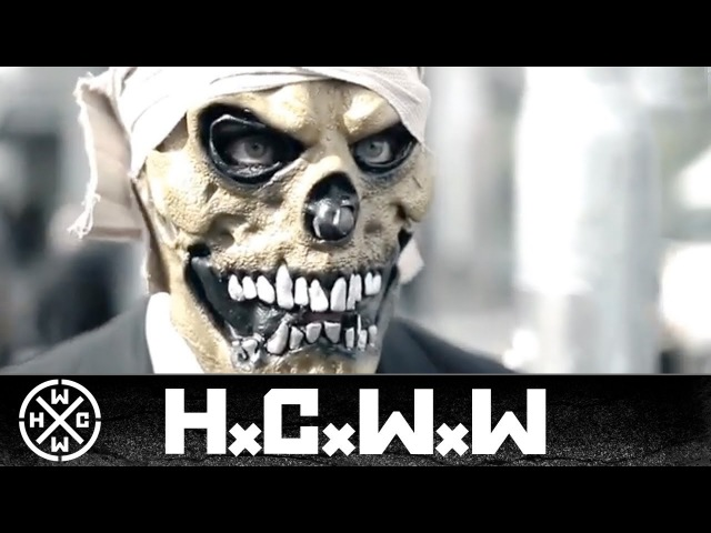 SIX REASONS TO KILL - WE ARE GHOSTS - HARDCORE WORLDWIDE (OFFICIAL HD VERSION HCWW)
