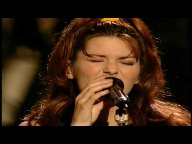 (HD) Elton John Shania Twain - You're Still The One / Something About The Way You Look Tonight