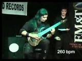 Мировой рекорд (гитара). Полет шмеля.