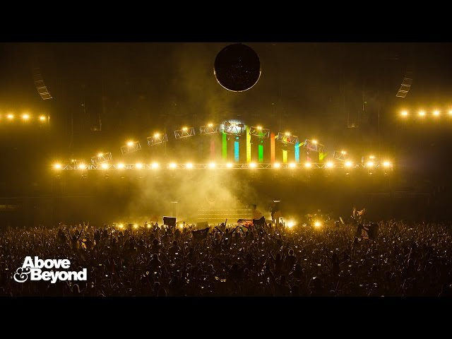 Above Beyond - 'Hello' (Album Intro Mix) live at ABGT150, Sydney