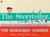 'The Runaway Dinner' - written by Allan Ahlberg