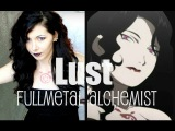 LUST (Fullmetal Alchemist) COSPLAY TUTORIAL!