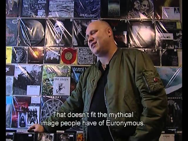 Once Upon a Time in Norway Black Metal Documentary subs English