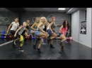 Vybz Kartel freaky gal pt3 choreography by DHQ Fraules