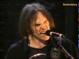 NEIL YOUNG &amp CRAZY HORSE - Hey Hey, My My (Into the Black)