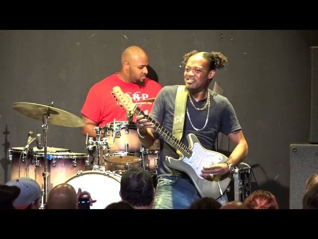 Eric Gales Don't Fear The Reaper 5 30 2015