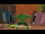 Халк и агенты СМЭШ / Hulk and the agents of SMASH 2013 online-multy.ru