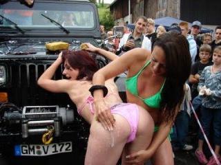 Sexy Car Wash / hot sexy car wash