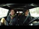 NEIL AND AMANDA AND LANCE IN THE CAR…MAH NA MAH NA