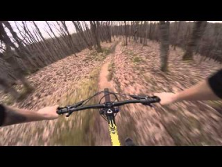 MTB Session | Pierre Edouard Ferry Ripping the woods