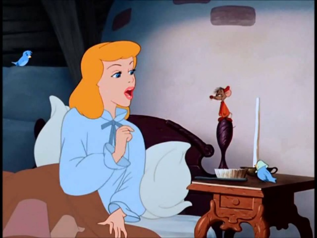 Cinderella - A Dream is a Wish Your Heart Makes