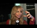 Svetlana Loboda from Ukraine is ready to take some risks in Moscow!