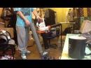 Конфетти машина своими руками How to Make Confetti Blower STIHL SHE 71/81