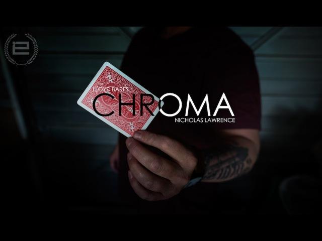 Chroma by Lloyd Barnes Nicholas Lawrence | OUT NOW