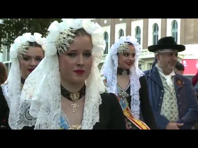 Gran Desfile Provincial en Madrid