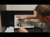 Видео обзор набор для экспериментов юный химик