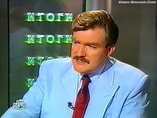 12/07/1998. О.И.Романцев в программе «Итоги. Ночной разговор»
