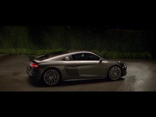 Audi R8 Big Game Commercial – Commander