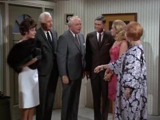 Моя жена меня приворожила(Bewitched;Околдованный)(США,1964-1972г.г.)Сезон 4,13-я серия(120-я серия)