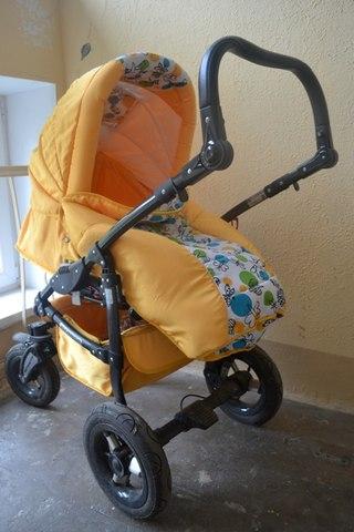 Купить коляску бу в москве и области