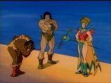 Приключения Конана-Варвара 28 серия из 65 / Conan: The Adventurer Episode 28 / Конан: Искатель Приключений 28 серия (1992 – 1993