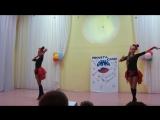 Новый танец - школьный конкурс