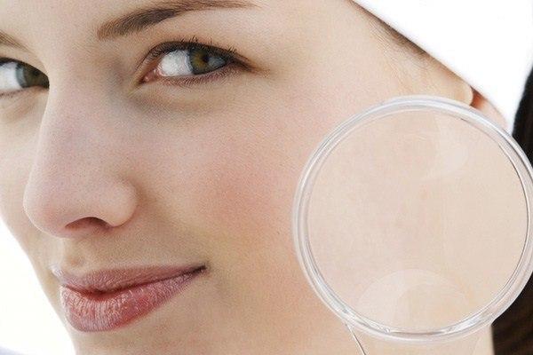 хлоргексидин для лица от черных точек