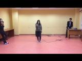 Даяна Постникова - песня Адель