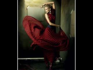 Танцующая женщина...Леонард Коэн