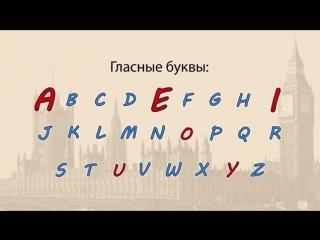 Алфавит _ урок 1, английский язык 2 класс (1)