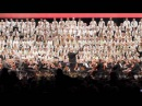 HD Opera - Verdi - Aida - Triumphal March - Lund International Choral Festival 2010 - Sweden