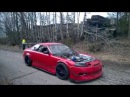 Soarer 2JZ 950HP First run launch control sound old video from 2014