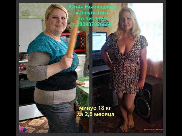 Шок! Как я похудела на 18 кг , без диет? Моя история похудения.