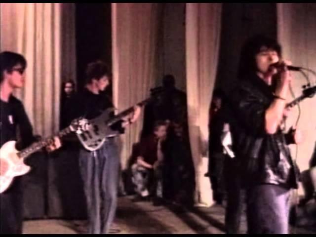 Группа КИНО(Виктор Цой) концерт ДК Первомайский - Это не любовь Питер, 01.11.1987
