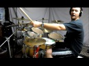 SLAYER Seasons in the Abyss Drum Cover