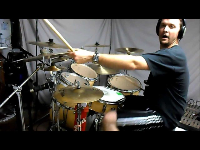 SLAYER - Seasons in the Abyss - Drum Cover