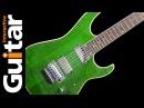 Grover Jackson Shredder | Review | Guitar Interactive