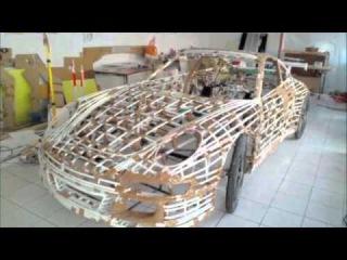 Homemade Porsche!