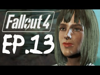 Fallout 4 - Синт-Охотник. Новый Враг! #13
