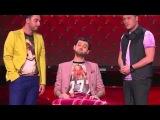 Андрей Скороход, Демис Карибидис : Роберт Дебило Comedy club 2015
