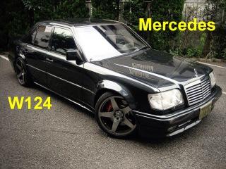 Mercedes Benz W124 . Легенды 90-ых. Детальный обзор Мерседеса W124