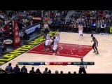 Derrick Favors Full Game Highlight VS Alanta Hawks (23Points,9Rebounds,2Blocks)