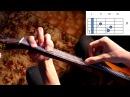19 Как Играть Градусы - Голая на гитаре Полный Видео Разбор Песни / Уроки Игры На Гитаре
