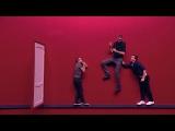 Импровизация «Красная комната»: Девушка с тренером в фитнес-клубе и ревнивый муж.1 сезон, 1 серия (01)
