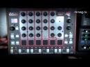 Akai Rhythm Wolf Аналоговый барабанный и басовый синтезаторный модуль